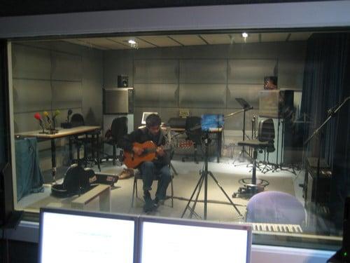 Recording Lunatica