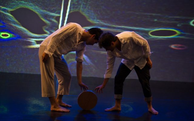 Detached<br>{ Dance and Technology Performance }