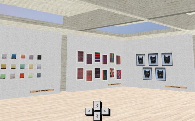 Feria del Millón<br>{ Virtual Art Gallery }