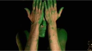 papel shortfilm green